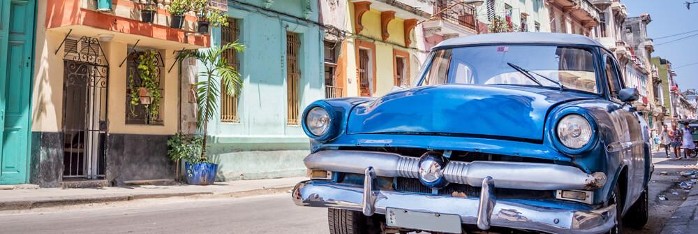 Fototapet med bilar