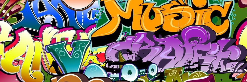 Graffititapet