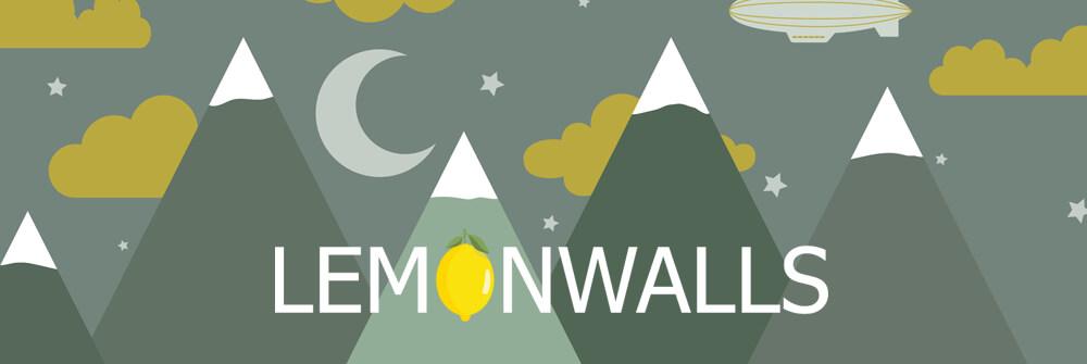 Lemonwalls tapet