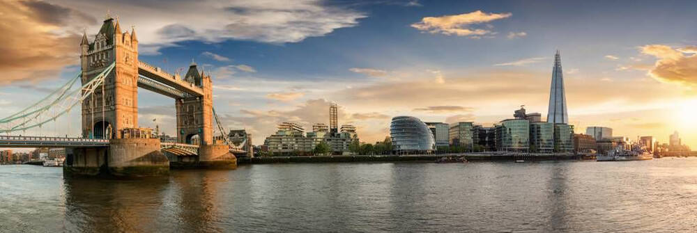 London Fototapeter
