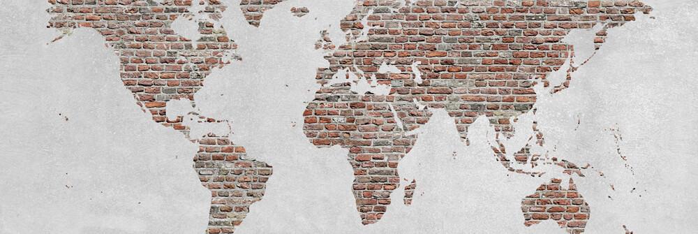 Världskartetapet