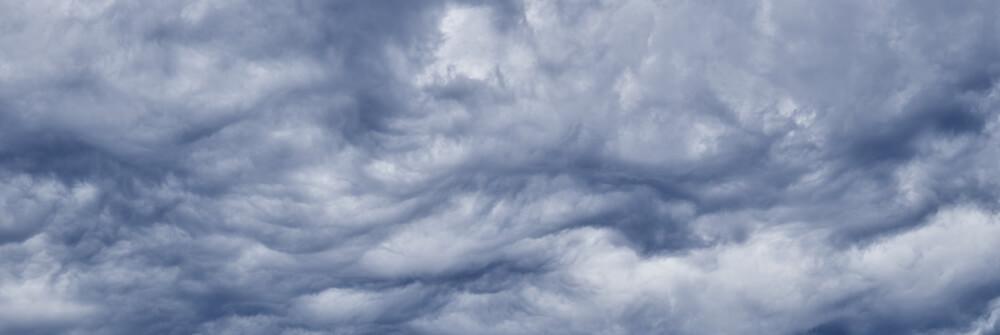 Fototapet av moln