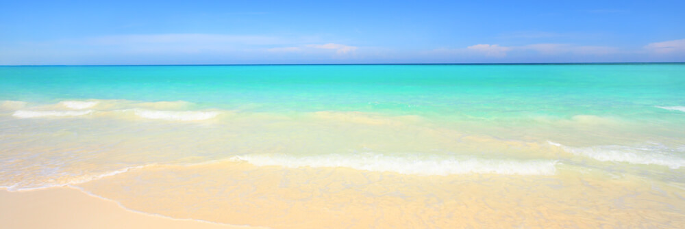 Tapet med oceaner och hav