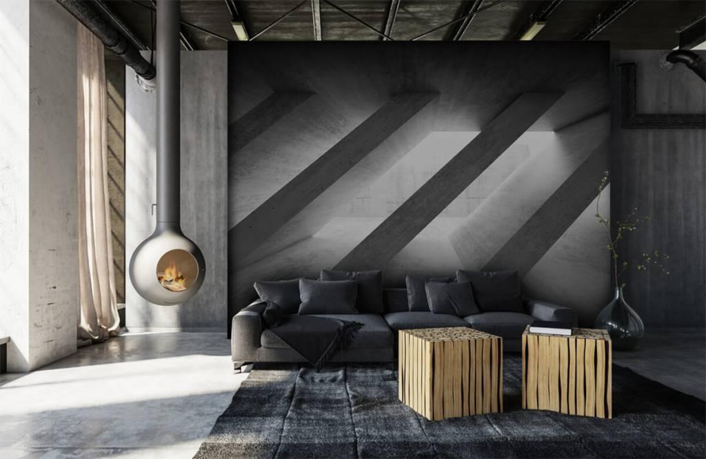 Övriga texttimmar betongpelare i 3D 7