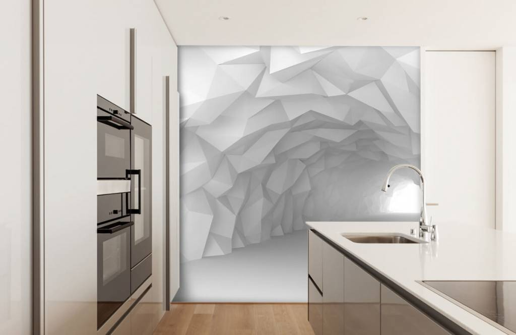 Övriga Spetsig tunnel i 3D 1