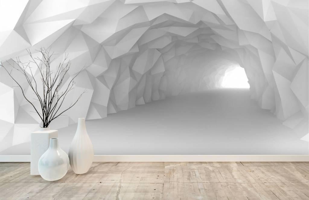 Övriga Spetsig tunnel i 3D 8