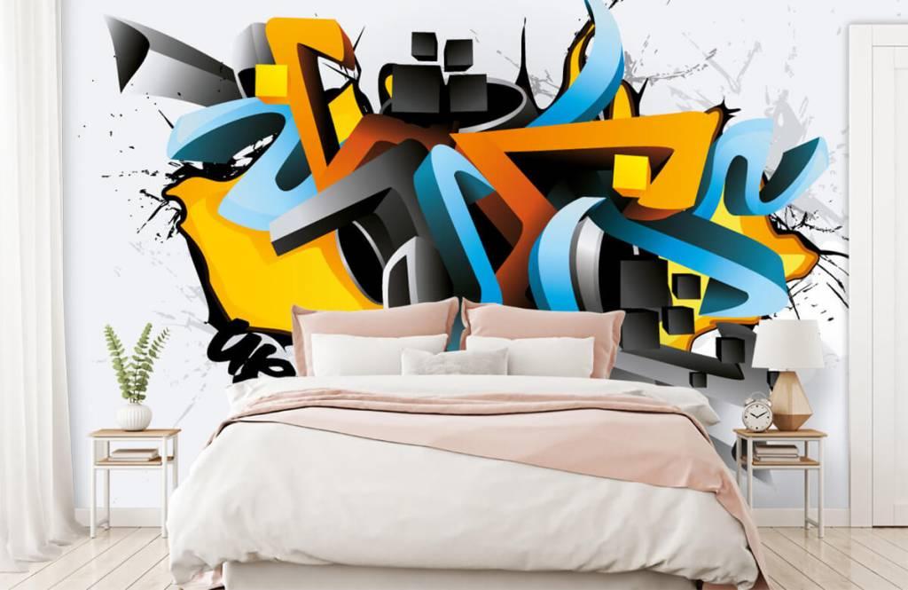 Graffiti 3D-graffiti 2