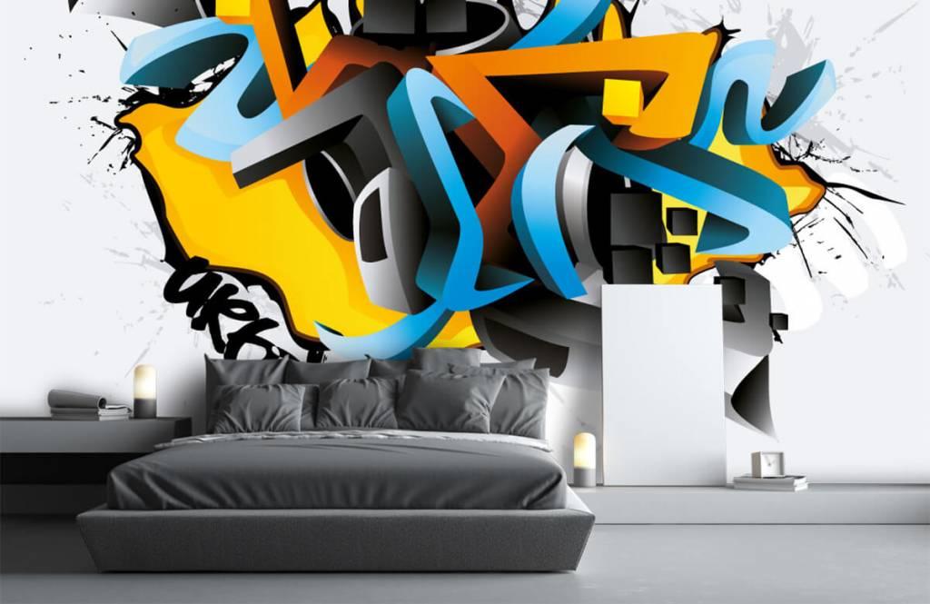 Graffiti 3D-graffiti 3