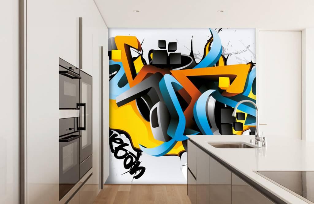 Graffiti 3D-graffiti 4