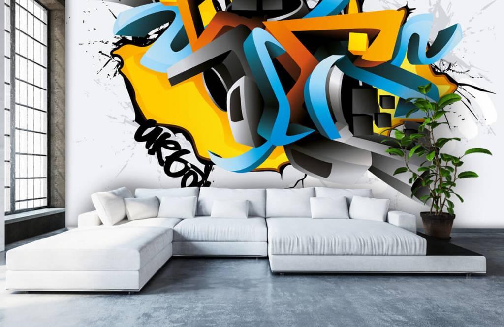 Graffiti 3D-graffiti 5