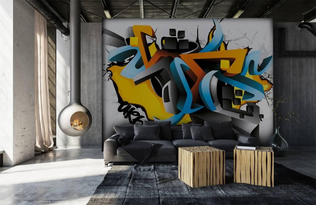 Graffiti 3D-graffiti 6