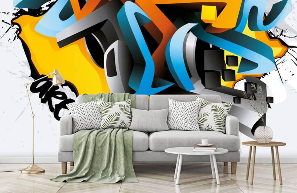 Graffiti 3D-graffiti 7
