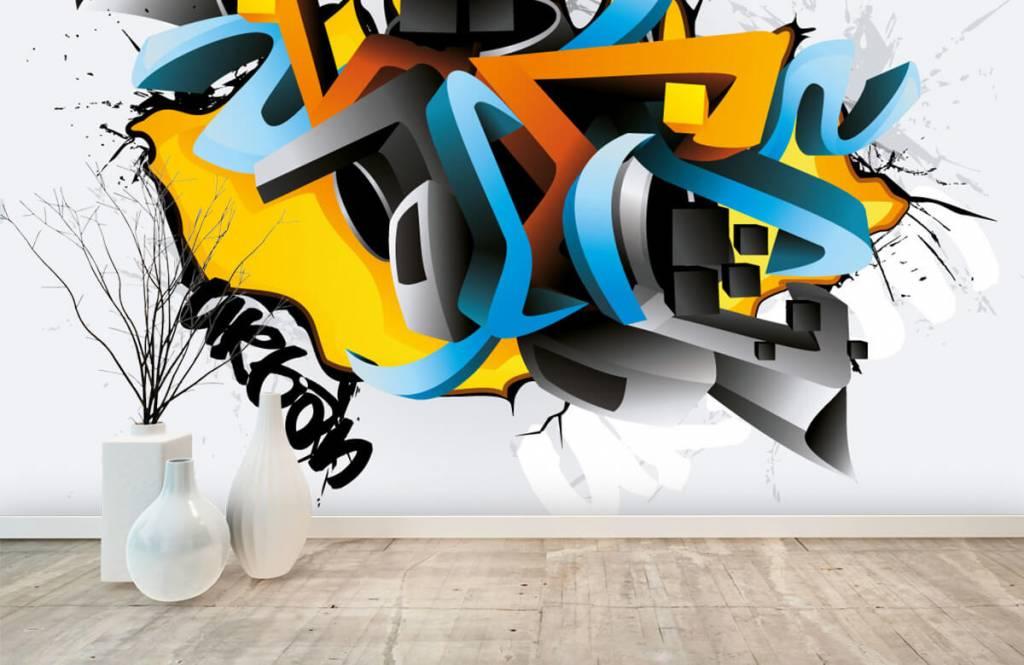 Graffiti 3D-graffiti 8