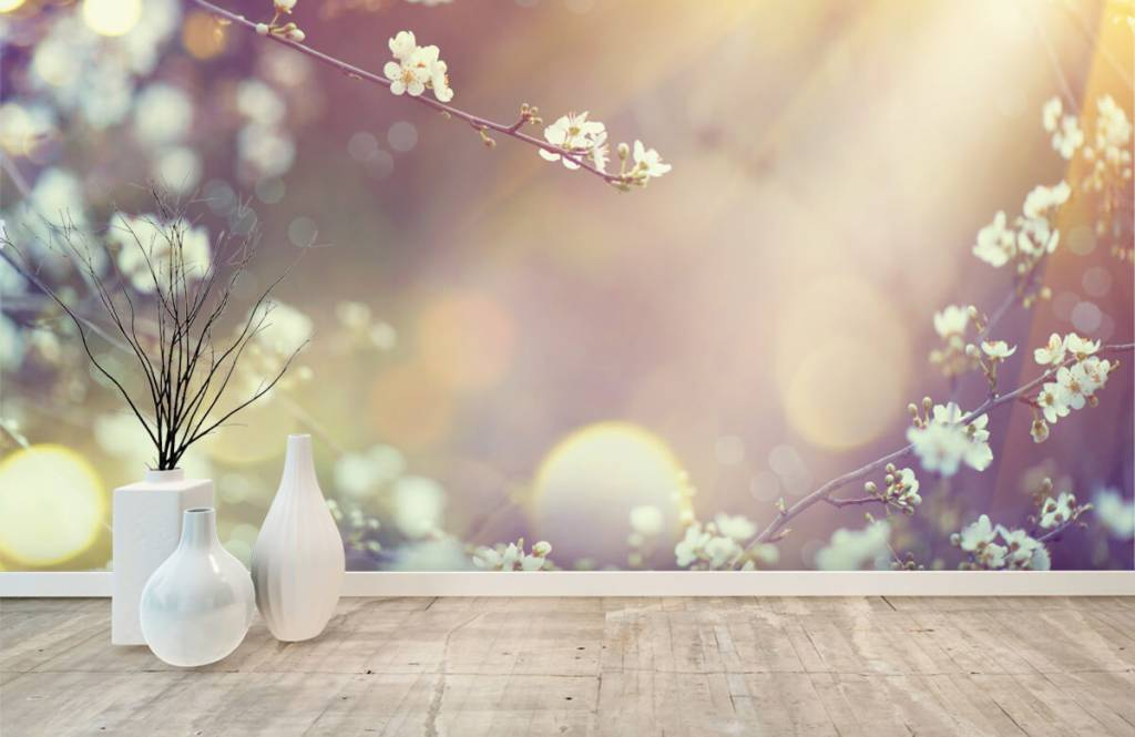 Blossom - Blossom på en gren - Vardagsrum 8