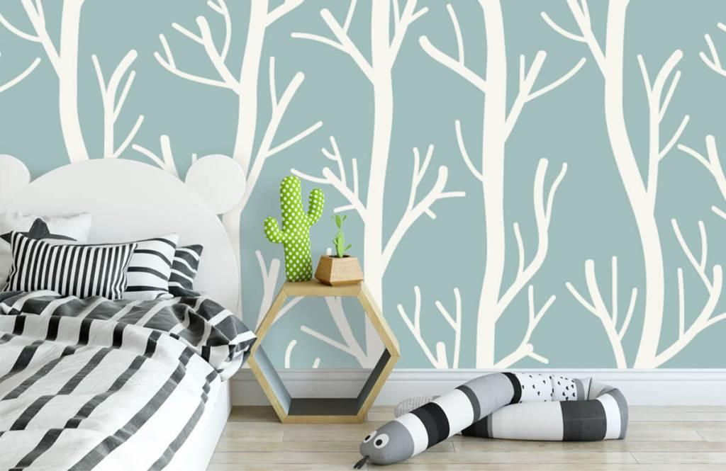Övriga Träd på grenar 3