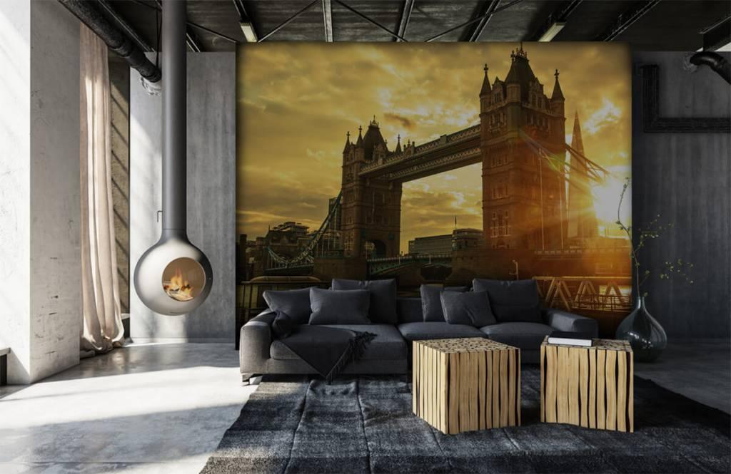 Städer tapet London Tower bridge 1
