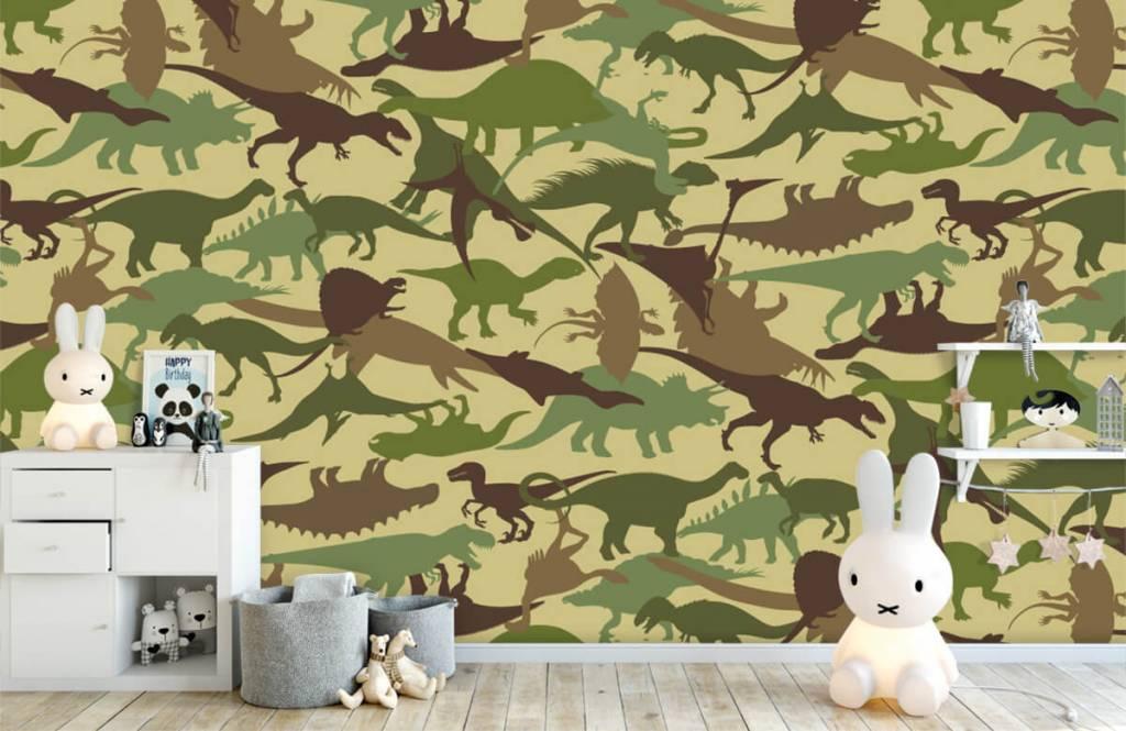 Dinosaurier Dino kamouflage 4