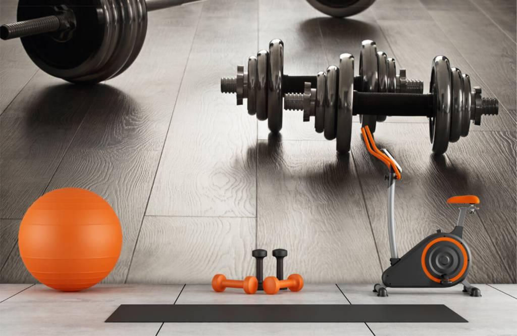 Fitness Hantlar och vikter 1