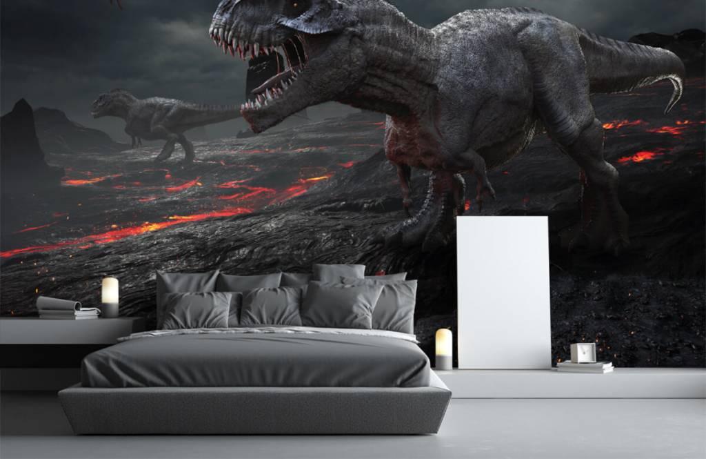 Dinosaurier 3D-dino 1