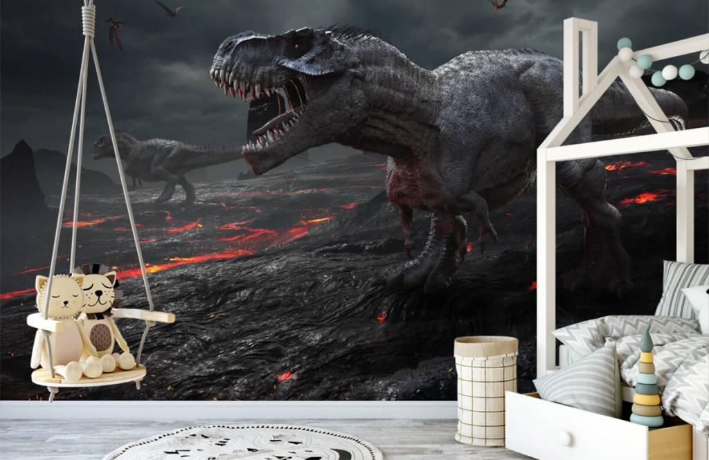 Dinosaurier 3D-dino 2