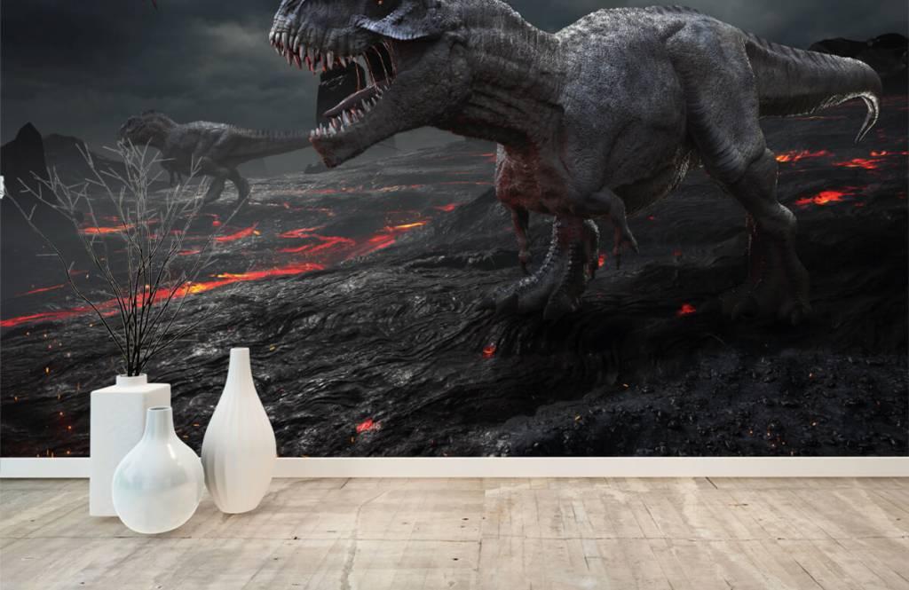 Dinosaurier 3D-dino 5