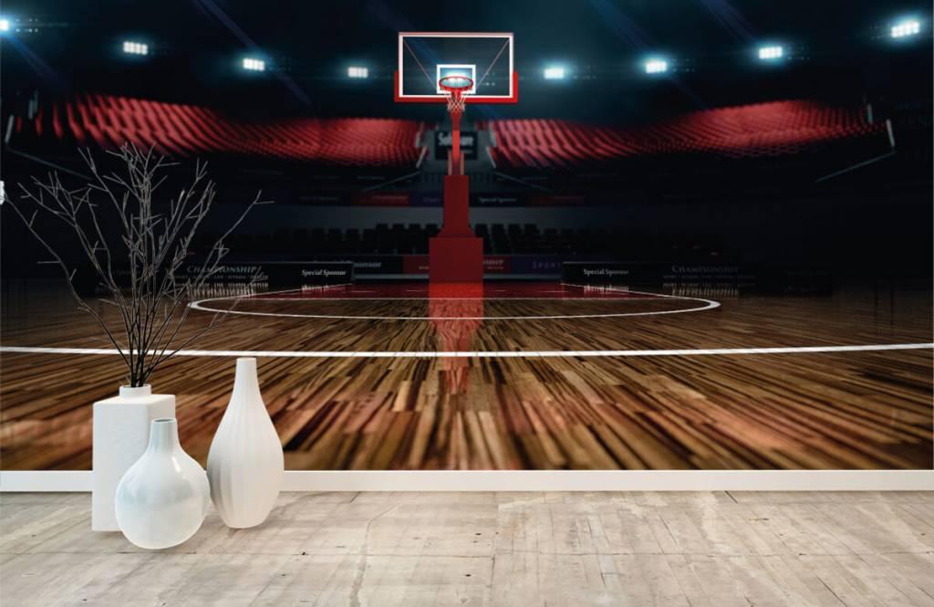 Övriga Basketarena 8
