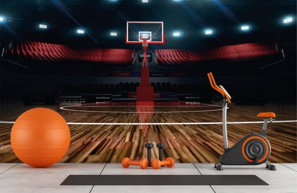 Övriga Basketarena 9