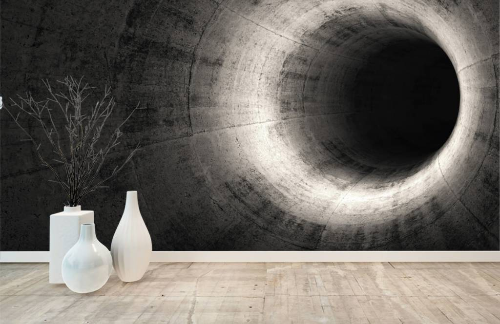 Övriga Kpåkret 3D-tunnel 8