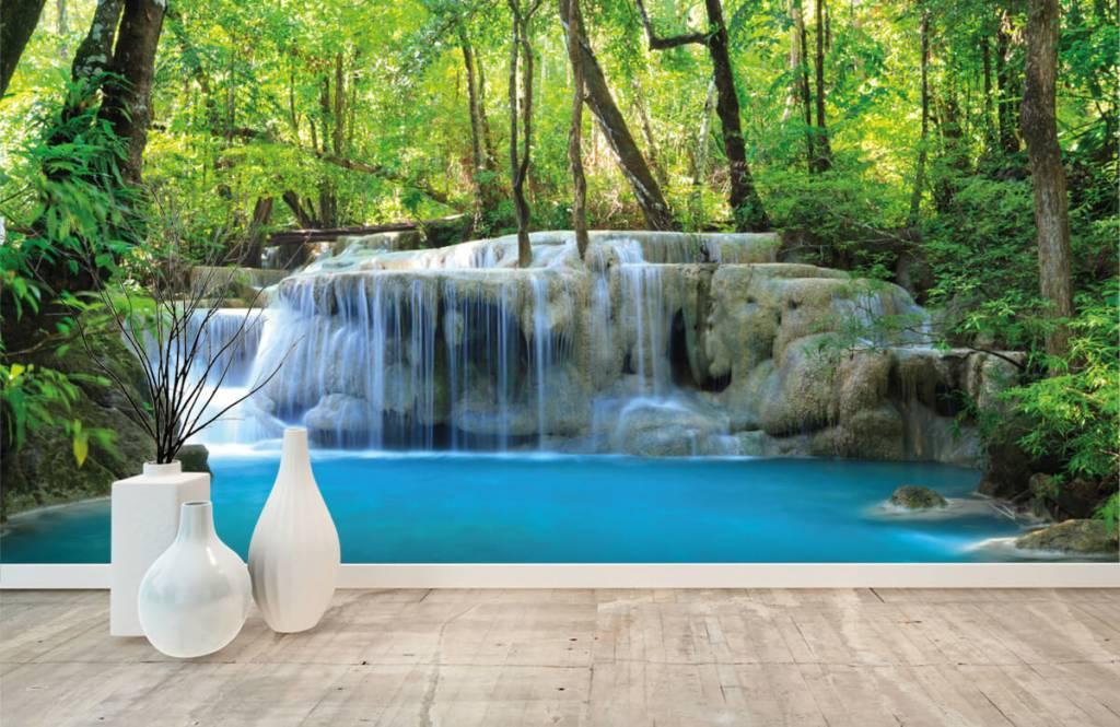 Vattenfall Exotiskt vattenfall 1