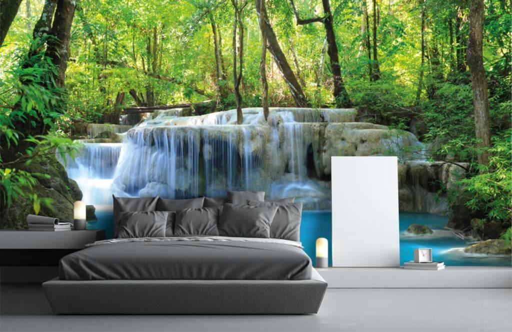 Vattenfall Exotiskt vattenfall 3