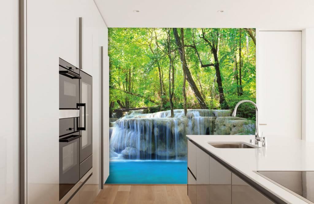 Vattenfall Exotiskt vattenfall 4