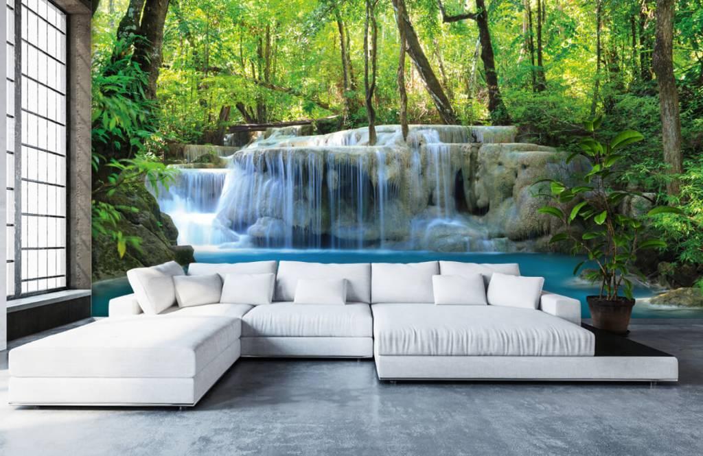 Vattenfall Exotiskt vattenfall 6