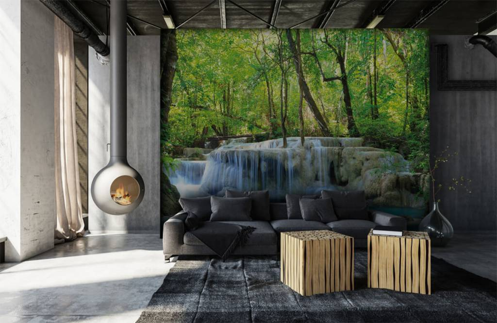 Vattenfall Exotiskt vattenfall 7
