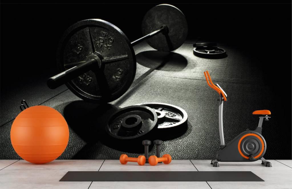 Fitness Vikt hantel 1