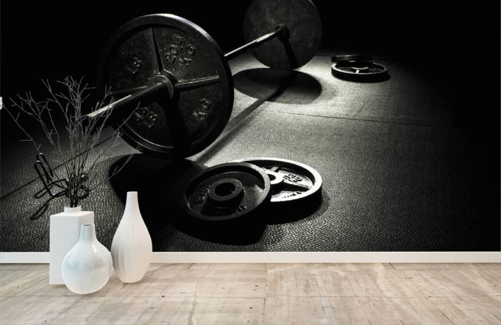 Fitness Vikt hantel 3