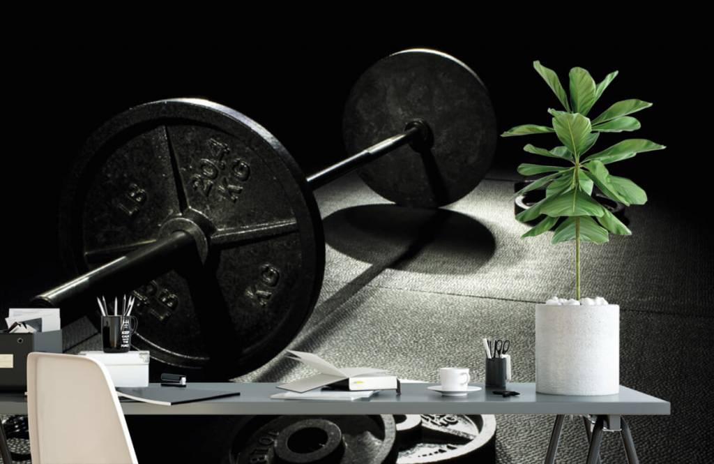 Fitness Vikt hantel 5