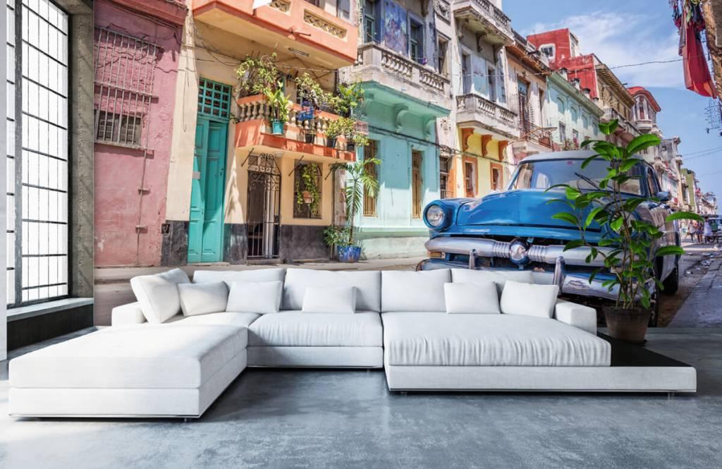 Transport Klassisk bil på Kuba 1