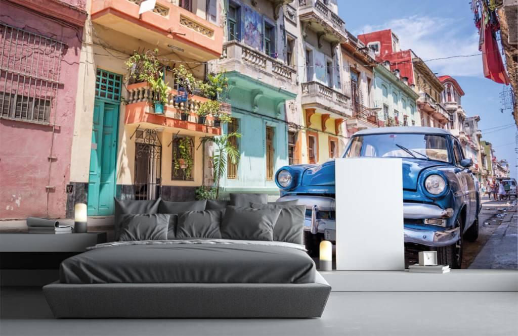 Transport Klassisk bil på Kuba 3