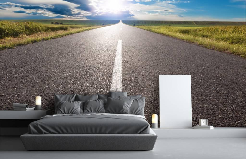 Vägar och gator Oändlig väg 1