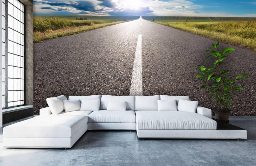 Vägar och gator Oändlig väg 5