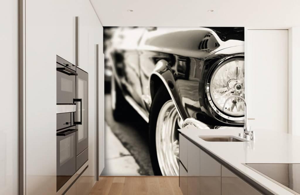 Transport Kör klassiska bilar 1