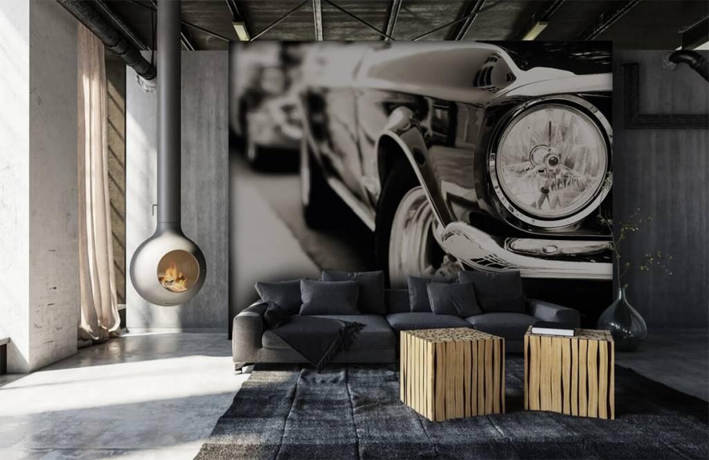 Transport Kör klassiska bilar 6