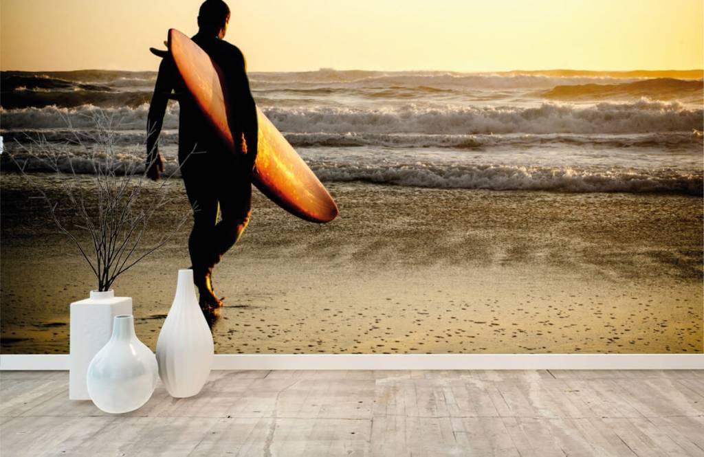Stränder Surfare 2