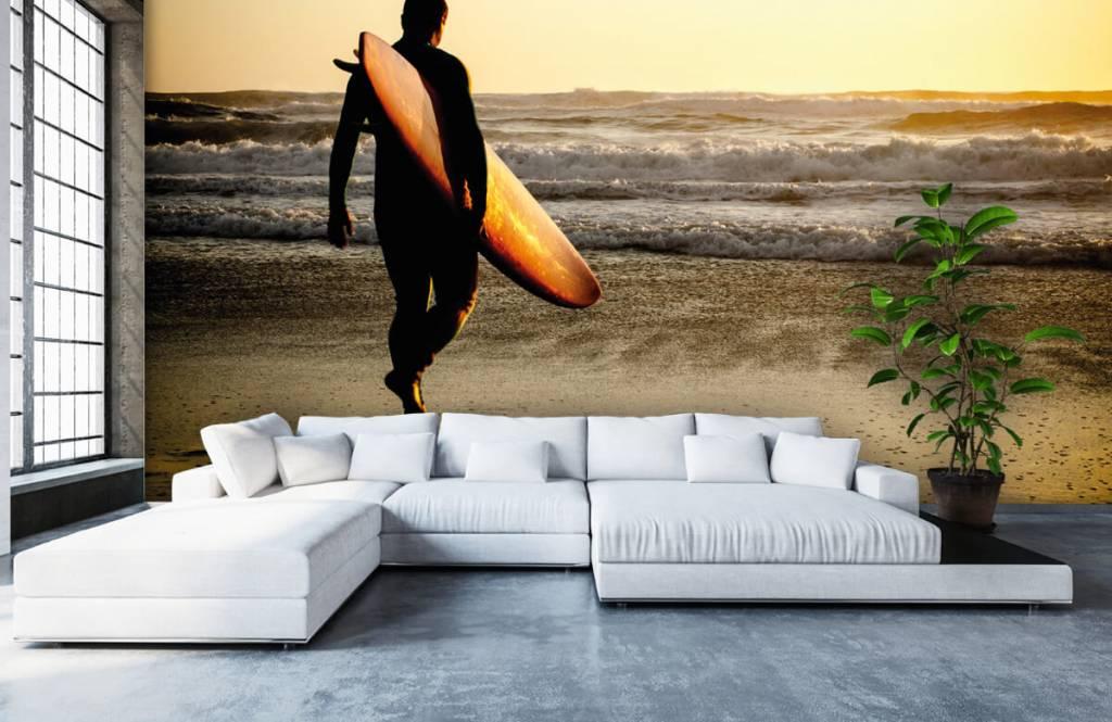 Stränder Surfare 6