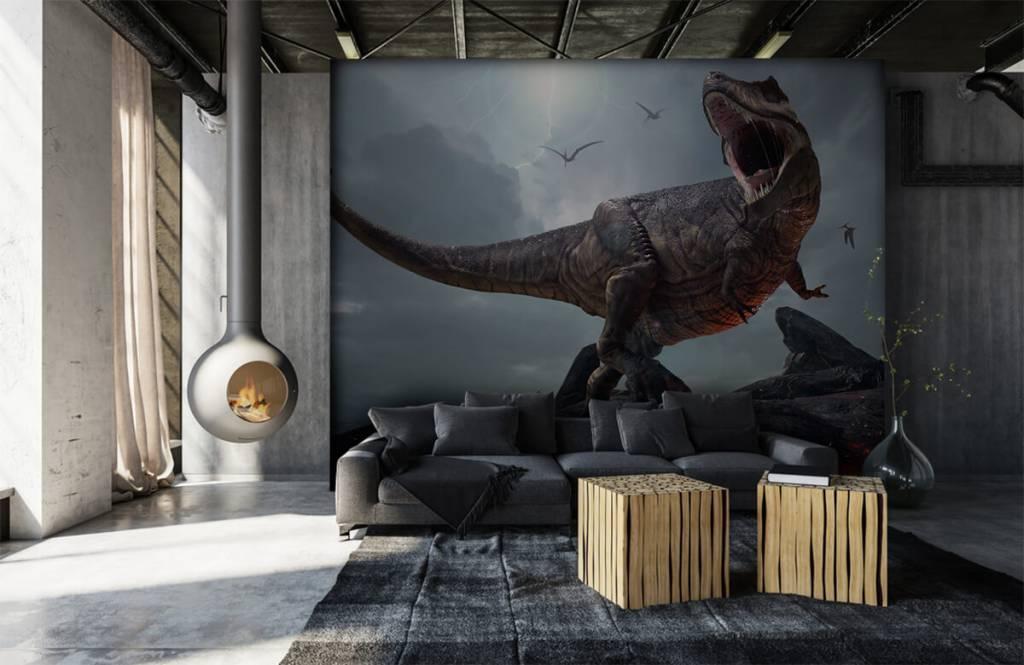 Dinosaurier Tyrannosaurus Rex 1