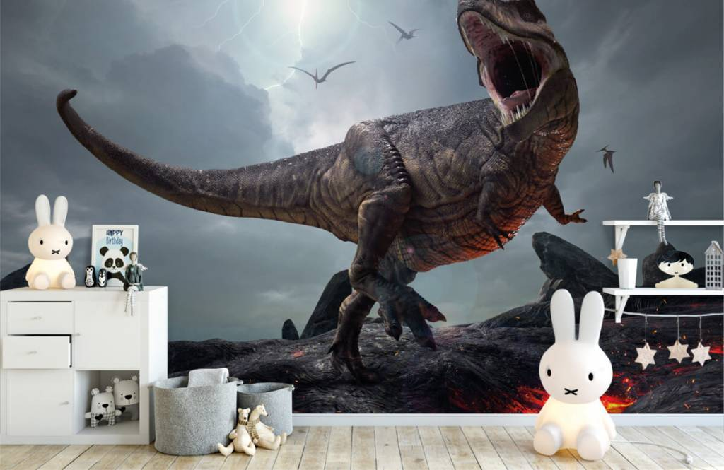 Dinosaurier Tyrannosaurus Rex 2