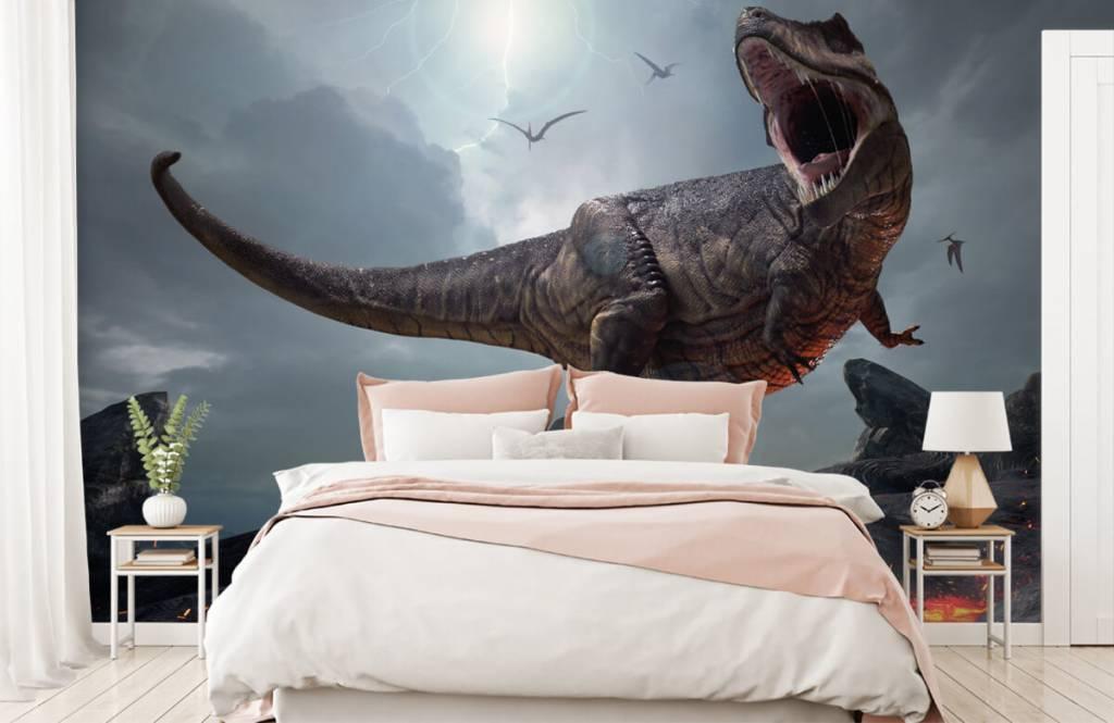 Dinosaurier Tyrannosaurus Rex 3