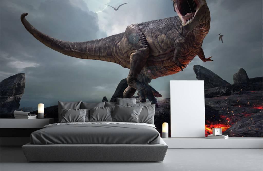 Dinosaurier Tyrannosaurus Rex 4