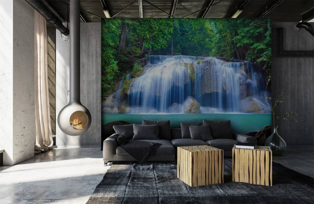 Vattenfall Fantastiskt vattenfall 6
