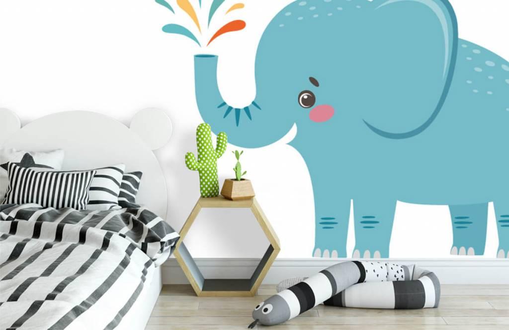 Elefanter Glad elefant 2